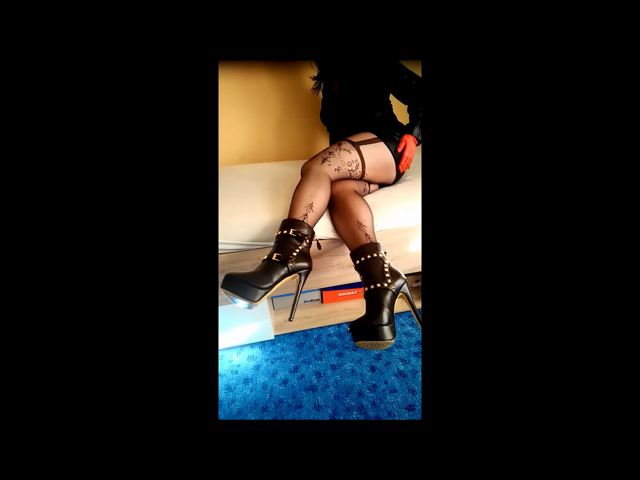 High Heels, sexy Nylons