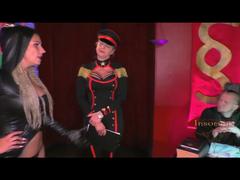 Richter Hammerfest & die Paragraphenschlampen mit Jolee Love