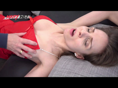 Mary Wet gets her asshole widened
