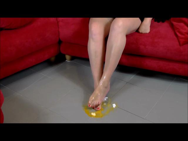 Egg Crushing