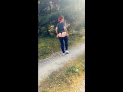 Mein heißer Spaziergang