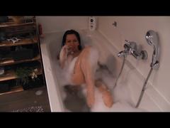 Satisfayerabenteuer beim Bad....
