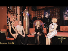 4th episode Kinky TV - Dominique Insomnia, Jolee Love, Miss Schmitt and 'Rough Sex'